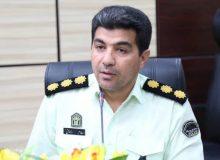 دستگیری سارق و کشف خودرو سرقتی درکنگان