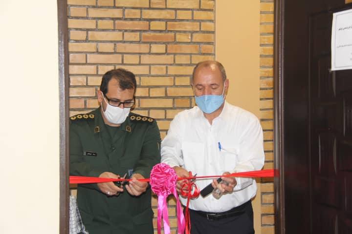 پایگاه مقاومت بسیج شرکت پتروشیمی بوشهر تاسیس و افتتاح شد