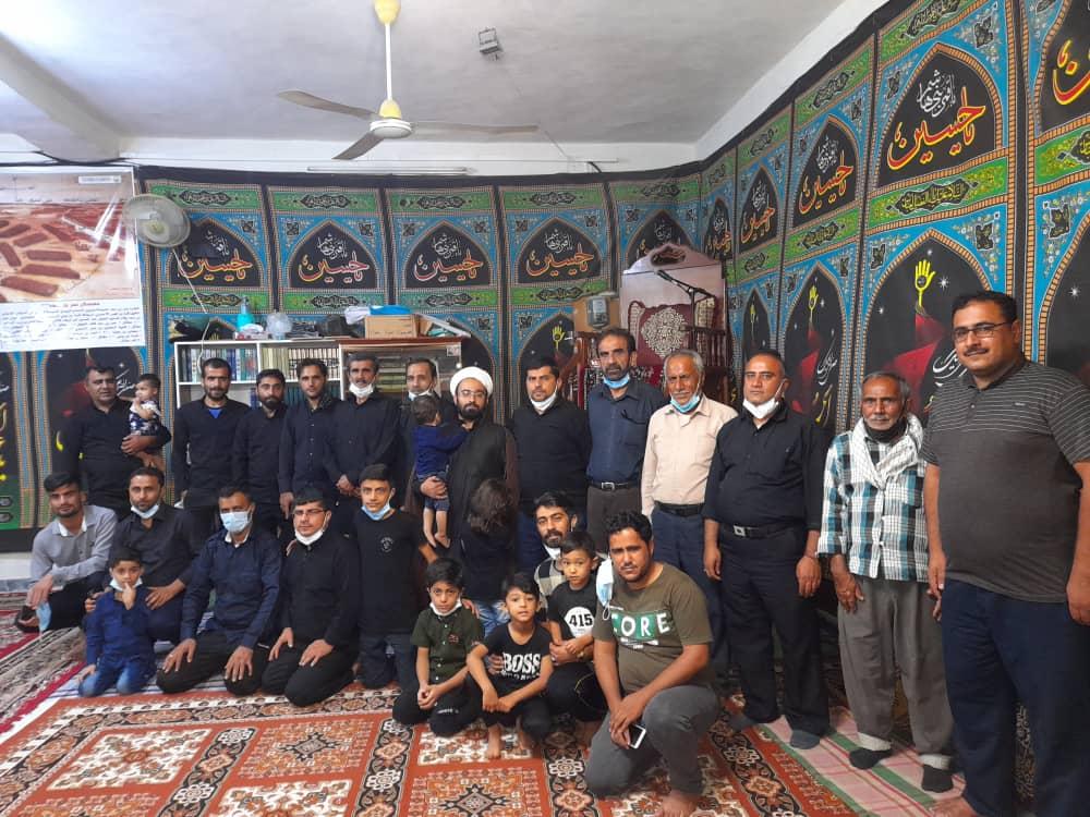 محرم 1400مرداد ماه بندر شیرینو - حسینیه حضرت اباالفضل علیه السلام